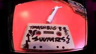 SWMRS: Trashbag Baby [SKATE VIDEO ft. CHER STRAUBERRY]