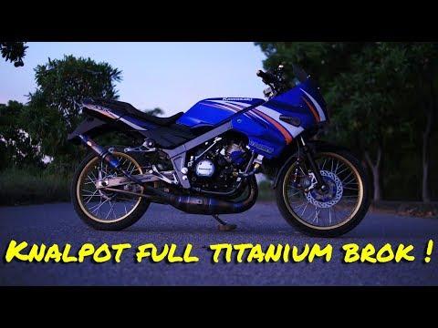 Testride Kawasaki SSR Thailand Style (Ninja R) *95