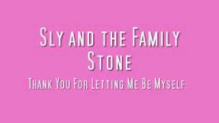 Sly and the Family Stone- Thank You