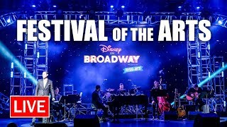 LIVE: A Night of Food & Music at Epcot Festival of the Arts | Walt Disney World