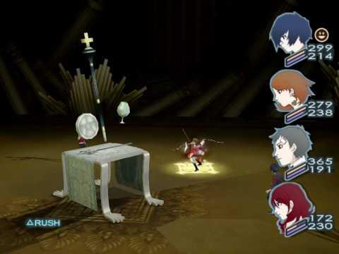 Persona 3 FES The Journey Boss Arcane Turret [Hard