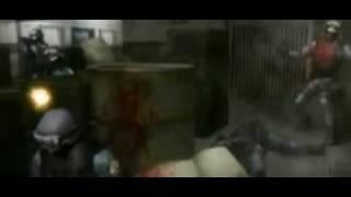 Crossfire amrin Trailer
