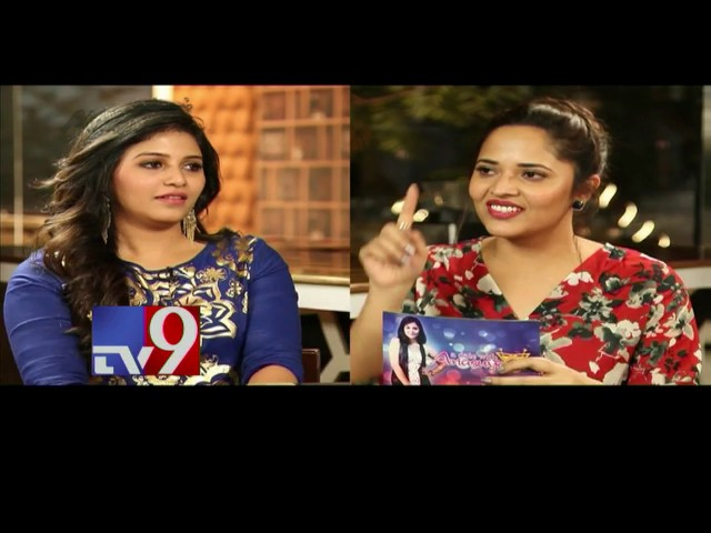 Anjali at Date With Anasuya – Full Episode – 18th February 2017