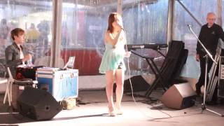 """KPOP Star Au @ Chatswood Sydney - Master's Sun OST """"Touch Love Live"""" by Yoon Mi Rae (Rose cover)"""