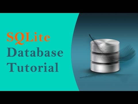 SQLite Basics | SQLite tutorial for beginners - SQLite Intro