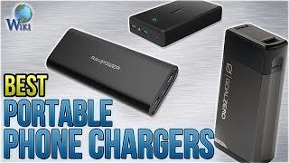 10 Best Portable Phone Chargers 2018