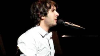 Josh Groban sings Higher Window New Haven CT
