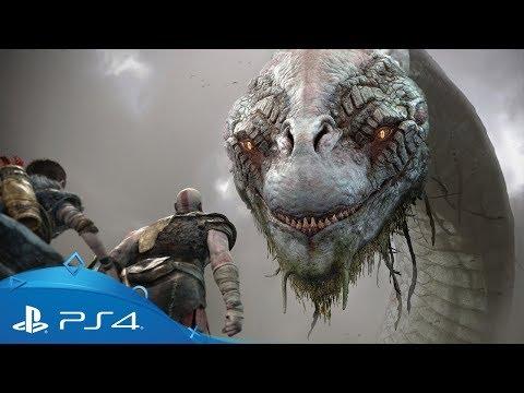 God of War   Be A Warrior - E3 2017 Trailer   PS4
