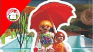 Playmobil Film Deutsch Swimmingpool / Kinderfilm / Kinderserie Von Family Stories