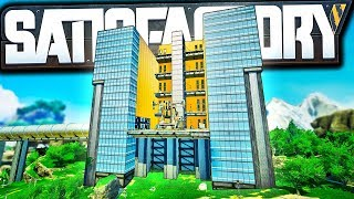 Time for a MAJOR Base Upgrade! - Satisfactory Modded Let's Play Ep 5