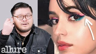 Camila Cabello's Makeup Artist Breaks Down Her Best Looks | Pretty Detailed | Allure
