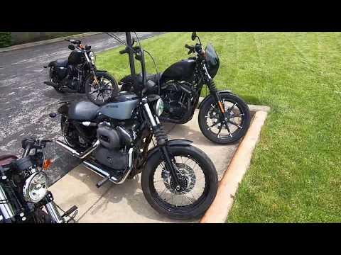2012 Harley-Davidson Sportster Nightster XL 1200N
