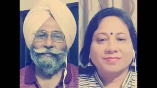 Aaja Sanam Madhur Chandni Mein Hum | Mukhwinder Singh | Pushpa Thakur | Sehaj Records
