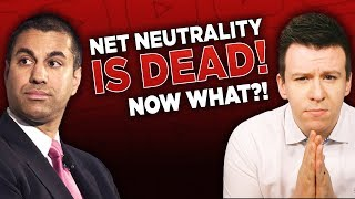 The FCC Just Crushed Net Neutrality... It