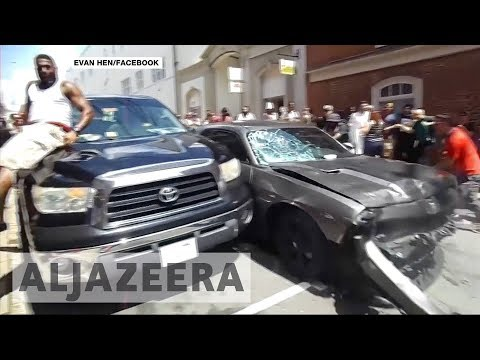 Three dead, dozens injured after Virginia white nationalist rally