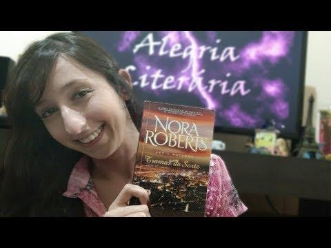 RESENHA -TRAMAS DA SORTE | Alegria literária #10