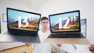 "12"" MacBook vs 13"" MacBook PRO - 2017 Models!"