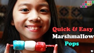 Easy Marshmallow Recipe | Full-Time Kid | PBS Parents