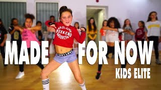 Janet Jackson X Daddy Yankee   Made For Now | Kids Street Dance | Choreography Sabrina Lonis