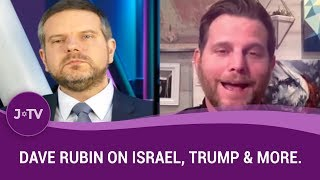 WATCH Dave Rubin is asked why the left hates Israel, his answer is FASCINATING!