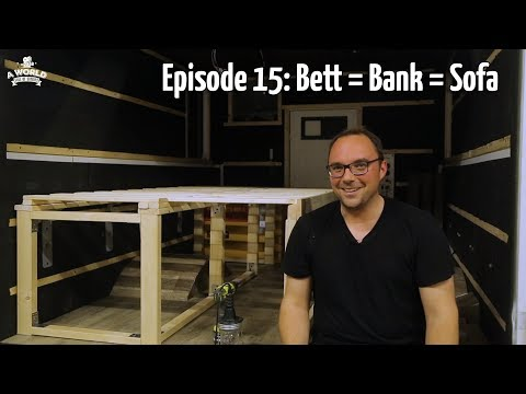 Episode 15: Bett = Bank = Sofa