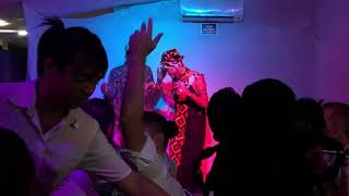 Almoco A Angolana Hangover Bababa Midorii Sookido Performance