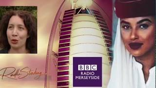 BBC Interview with Radha Stirling: Dubai drug raid: 'No reason' to hold Liverpool flight att