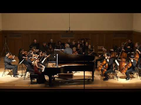 Hear my live performance of the Schumann Piano Concerto in A minor, Op. 54. 