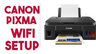 canon pixma G series WiFi setup Canon pixma series|| #canon#pixma#wifi#setup#