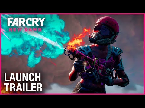 Far Cry New Dawn: Launch Gameplay Trailer | Ubisoft [NA] thumbnail