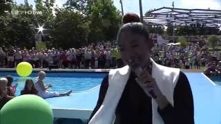 Rose May Alaba   Love Me Right   ZDF Fernsehgarten 07.08.2016