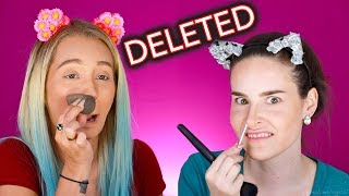 Download Youtube: WHAT GOT DELETED | Beauty Tour Contour Lesson w/Nicol Concilio