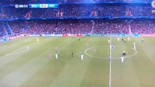 Kalev Kruus ja Toomas Vara \\ Naljamehed väljakul // FC Basel vs Real Madrid