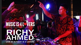 Richy Ahmed - Live @ Sunday is 4 Lovers, Firehouse, San Diego 2020
