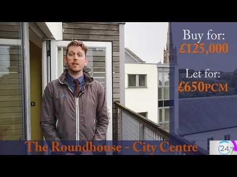 Fantastic Lancaster City Centre Apartment with 6.2% Return