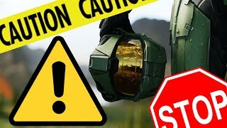 Be Cautious of Halo Infinite