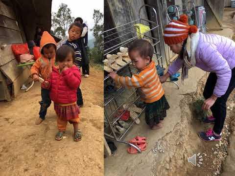 Phóng sự MNSC thực hiện chương trình Vòng tay yêu thương khởi công xây dựng điểm trường Hua Mùn cho các bạn nhỏ xã Pú Xi - huyện Tuần Giáo - tỉnh Điện Biên
