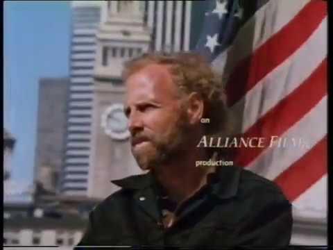 UK rental VHS trailer reel: On the Edge (1987, Vestron Video International)