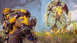 ANTHEM Gameplay Walkthrough Demo (E3 2018)
