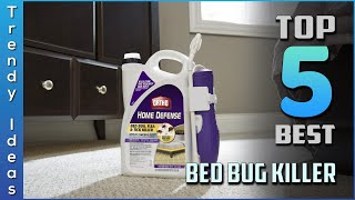 Top 5 Top 5 Best Bed Bug Killers Review in 2021