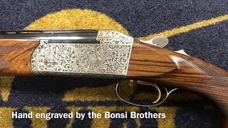 Bywell Shotgun Showcase - Krieghoff K80 Parcours Renaissance Scroll