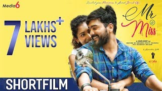 Mr and Miss || Heart Touching Love Short Film 2018 || By Ashok Reddy ||  With English Subtitles