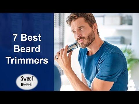 Best Beard Trimmers 2017