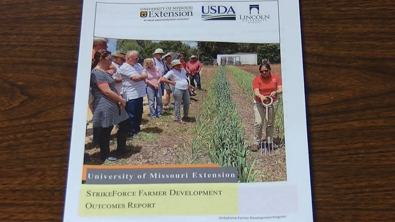 Helping Farmers Increase Profits (KSN-TV)