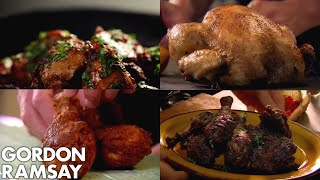 Gordon Ramsays Top 5 Chicken Recipes