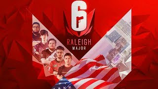Rainbow Six Siege Raliegh Major Championship Day With NEW DLC Reveal