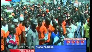 NASA yapeleka kampeni Kilifi na Mombasa