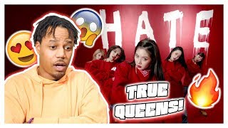 4MINUTE(포미닛) - 싫어(Hate) MV REACTION! They're So Gangsta!