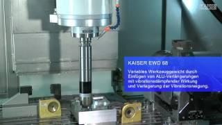 Digitales Ausdrehen: KAISER Serie 310 EWD