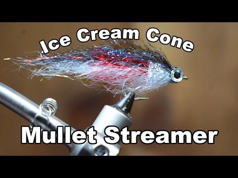 Ice Cream Cone Mullet